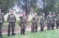 Înscrieri, ca rezerviști, în armată, până la jumătatea lui iulie
