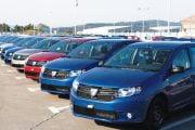 118 mii de Dacia înmatriculate în UE în cinci luni