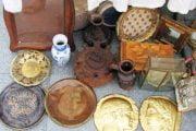 La Târgul Lerești se vând antichități