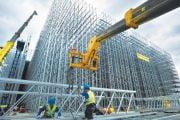 Am avut cea mai mare creştere la construcţii, din UE
