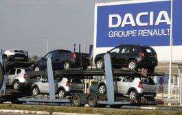Dacia este în capul listei în România