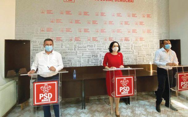 Ei sunt candidații PSD la primării din Argeș!