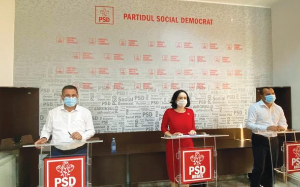 Primăriile PSD lăsate de izbelişte de Guvern