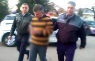 Condamnat că a târât un poliţist cu maşina!