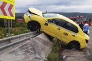 Cinci persoane rănite  în două accidente!