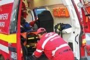 Şoferul fără permis a rănit trei persoane!