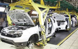 Dacia a produs 22  mii maşini în iunie