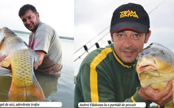Pescuitul crapului în condiţii extreme
