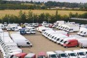 Au scăzut înmatriculările de vehicule comerciale noi
