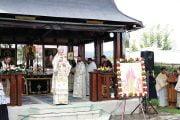 ÎPS Calinic a slujit la Mănăstirea Negru Vodă