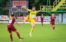 Raul Costin ratează derby-urile cu FC Argeș și UTA