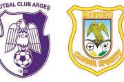 FC Argeș – CS Mioveni se joacă marți, 14 iulie