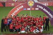 FCSB a câştigat Cupa