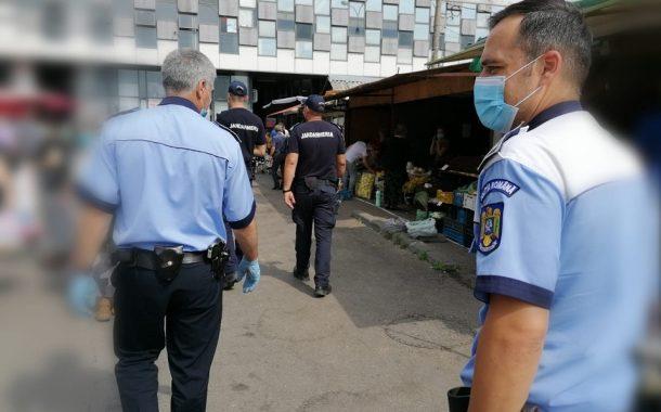 S-au intensificat acțiunile polițiștilor și jandarmilor!