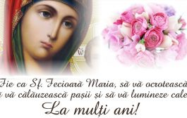 Sărbătorirea Binecuvântatei Fecioare Maria
