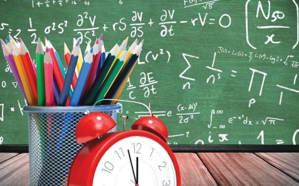 Şcoala începe pe 14 septembrie!