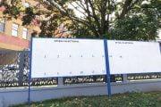 14 locuri de afişaj electoral în Mioveni