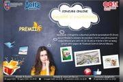 Concurs online, cu premii pentru tineri