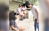 Copile cercetate de poliţişti, pentru agresiune!