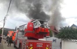 Proprietarul vilei arse internat la Bucureşti!