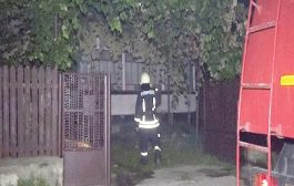 Şi-a incendiat casa că i-a fost reţinut permisul