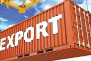 Locul 3 la scăderea valorii exporturilor