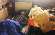 Un militar se zbate pentru oamenii fără adăpost!