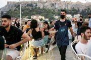 Grecia închide barurile şi restaurantele pe timpul nopţii!