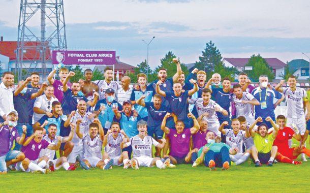 FC Argeş împlineşte 67 de ani de existenţă!