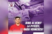 Radu Voinescu a semnat cu BCM U Piteşti!