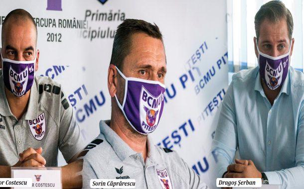Tudor Costescu, prezentat oficial!