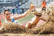 Regal atletic la Campionatele Internaţionale ale României!