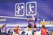 12 echipe în campionatul de volei feminin