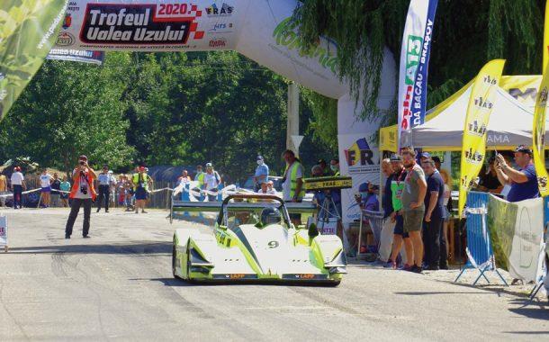 Emil Ghinea a câștigat Trofeul Valea Uzului