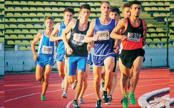 Două competiţii atletice în Capitală!