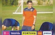 Mutu, la primul antrenament cu tineretul României
