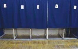 O secție de votare din Mioveni a fost mutată