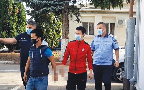 Trei vietnamezi în arestul IPJ Argeş!