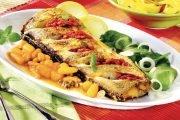 Peşte cu sos picant
