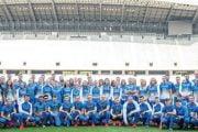 Atlet argeean, pe podium la Campionatul Balcanic