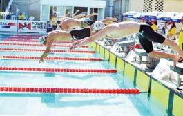 18 înotători de la CSM, la Bucureşti