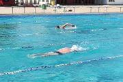 4 concursuri pentru  înotători