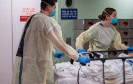 Creştere mare a numărului de cazuri de coronavirus