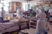 Creştere mare a numărului de pacienţi infectaţi