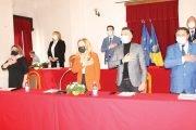 Elena Lasconi învestită ca primar!