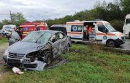 Medic renumit a scăpat teafăr din accident!