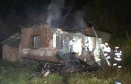 A murit arsă în casa cuprinsă de foc!