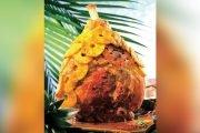 Pulpa de porc cu ananas