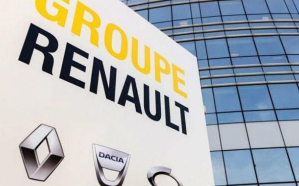 10,3 milioane euro cifra de afaceri, pe trimestru, a Groupe Renault
