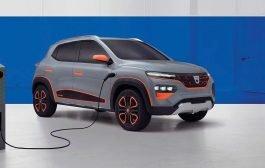 Dacia a prezentat Spring, primul său model electric